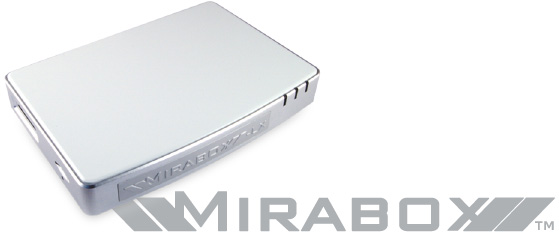 MiraBox 外観